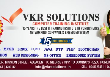 VKR Solutions- Since 2003