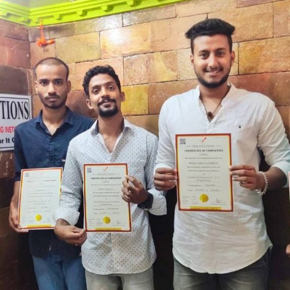 CERTIFICATE CEREMONY-DIPLOMA IN SOFTWARE PROFESSIONAL-(C,C++, JAVA & PYTHON)
